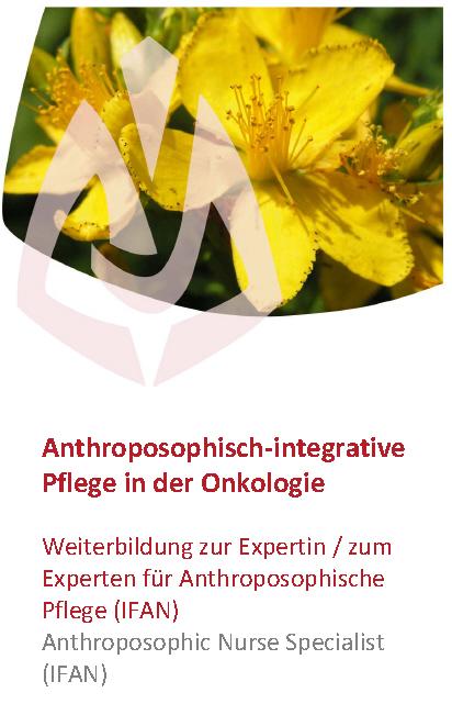 Weiterbildung zum/zur Expert*in für Anthroposophische Pflege